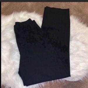 MaxMara Black Slacks Dress Pants Size 8